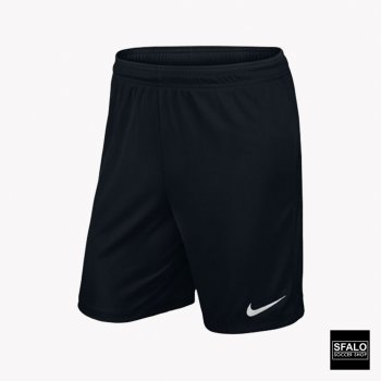 YTH PARK II KNIT SHORT NB BLACK
