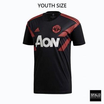 Adidas Man Utd 18/19 MUFC H PRESHI Y CW5825