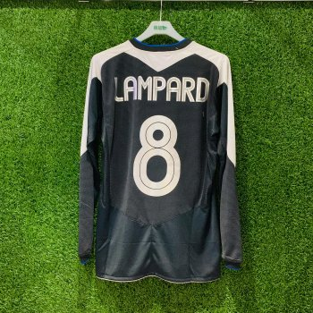 Umbro Chelsea 04/05 (H) L/S Jersey with #8 Frank Lampard Club nameset (new with tags)