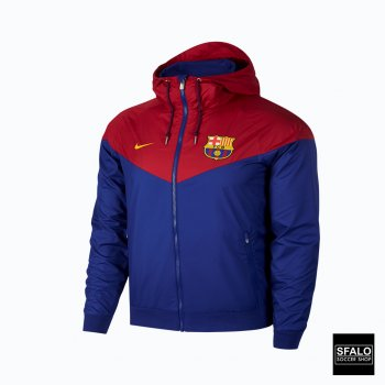 NIKE AS FCB 18/19 M NSW WR WVN AUT JK AV3142