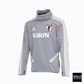 Adidas Samurai JAPAN National Team Football Training Jersey 2019 CK9746 Gray