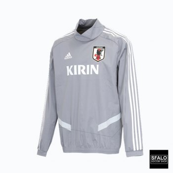 Adidas Samurai JAPAN National Team Football Presentation Top 2019 CK9747 Gray