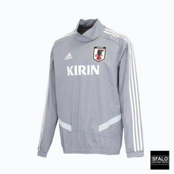 Adidas Samurai JAPAN National Team Football Presentation Top 2019 CK9746 Gray