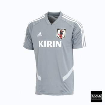 Adidas Samurai JAPAN National Team Football Training Jersey 2019 CK9749 Gray