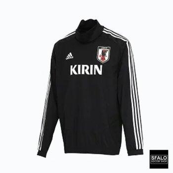 Adidas Samurai JAPAN National Team Football Training Windbreaker 2019 CK9751 black