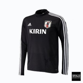 Adidas Samurai JAPAN National Team Football Training Top 2019 CK9752 black