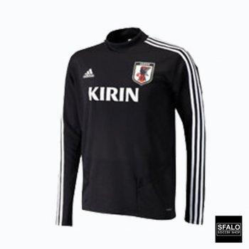 Adidas Samurai JAPAN National Team Football Training Top 2019 CK9752 black