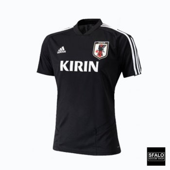 Adidas Samurai JAPAN National Team Football Training Jersey 2019 CK9753 black