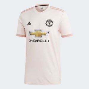 Adidas Manchester United 18/19 (A) Jersey CG0038 With Club Nameset