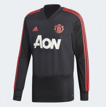 Adidas Manchester United 18/19 Training Top BK CW7590