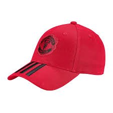 adidas Manchester United Cap - Red DQ1526