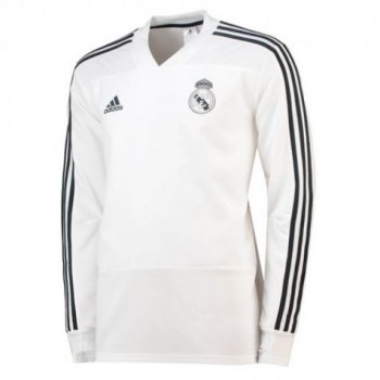 Adidas Sudadera Real Madrid Training 2018-2019 CW8664