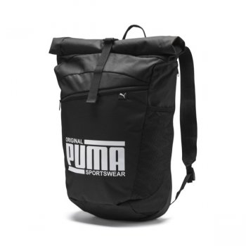 PUMA SOLE BACKPACK BLACK 07543501