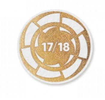 LA LIGA 17/18 CHAMPIONS PLAYER BADGE (FC BARCELONA 18/19)