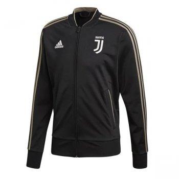 Adidas Juventus 18/19 PRE JKT - BLACK CW8750
