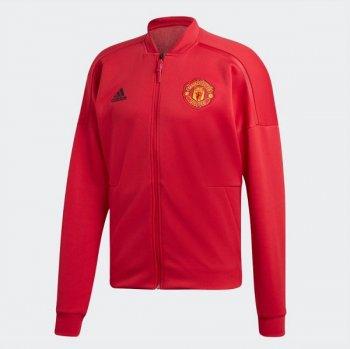 Adidas MUFC 18/19 ZNE JKT - RED CW7670