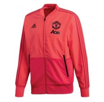 Adidas MUFC 18/19 PRE JKT - PINK CW7629