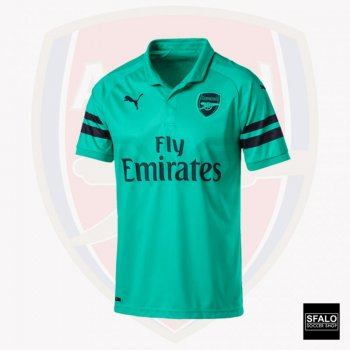 Puma Arsenal FC 18/19 (3rd) S/S Men's Jersey 753217-02 With Cup Nameset
