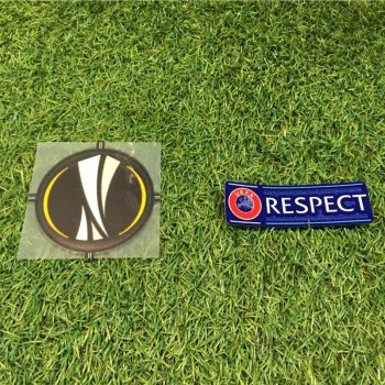 UEFA Europa League 2015+ Badge & Respect