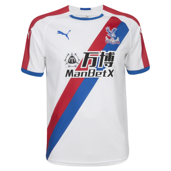 PUMA CRYSTAL PALACE 18/19 A S/S with EPL Nameset