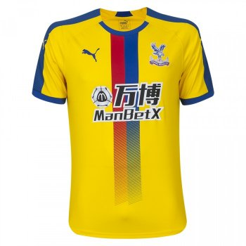 PUMA CRYSTAL PALACE 18/19 3rd S/S with EPL Nameset