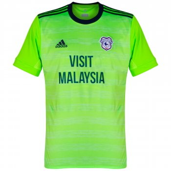 ADIDAS CARDIFF CITY 18/19 3RD A BK7828 with EPL Nameset