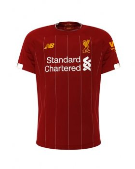 New Balance Liverpool 19/20 (H) Junior S/S Jersey JT930000