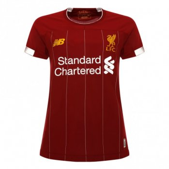 New Balance Liverpool 19/20 (H) Womens S/S Jersey WT930000