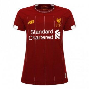 New Balance Liverpool 19/20 (H) Womens S/S Jersey WT930000