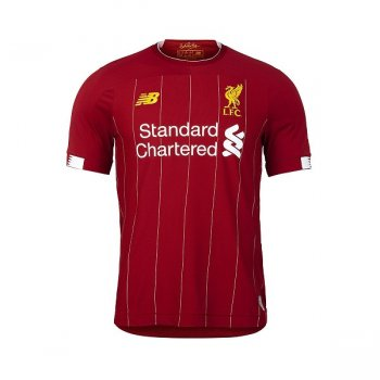 New Balance Liverpool 19/20 (H) S/S Euro Jersey MT930032