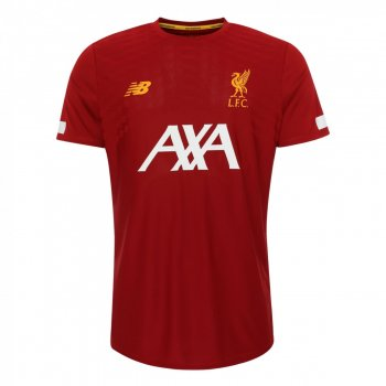 New Balance Liverpool 19/20 Pre Game Jersey Red MT931001RDP