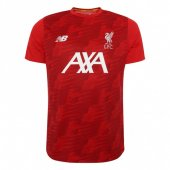 NB LIVERPOOL FC 19/20 OFF-PITCH LIGHTWEIGHT TEE MT931013 -TRE
