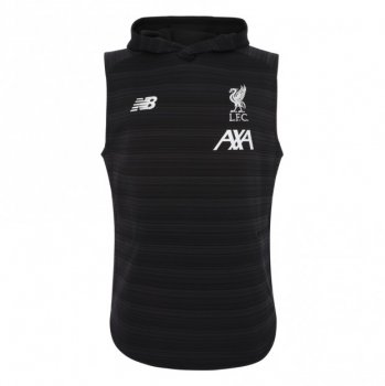 NB LIVERPOOL FC 19/20 OFF-PITCH SLEEVELESS HOODY MT931015