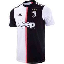ADIDAS JUVE 19/20 (H) S/S YOUTH JSY DW5453