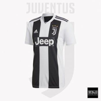 Adidas Juventus 18/19 (H) S/S Jersey CF3489 With Nameset