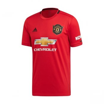 ADIDAS MUFC 19/20 H JSY With Printing Pre-Order ED7386