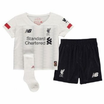 LIVERPOOL FC AWAY 19/20 INFANT KIT Pre-order IY930019