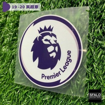 EPL 19+ STANDARD BADGE, PLAYER