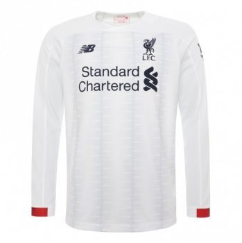 NB LIVERPOOL FC 19/20 AWAY LS JERSEY MT930015