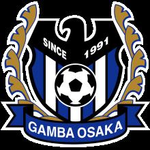 GAMBA OSAKA 大阪飛腳 19 Nameset