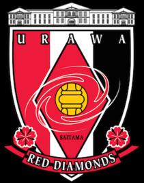 URAWA RED 浦和紅鑽 19 Nameset