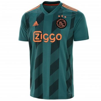 Adidas Ajax 19/20 Away S/S Shirt EI7376