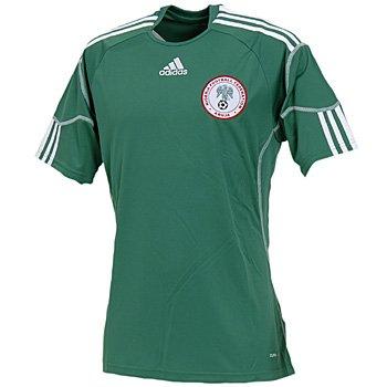 Adidas NIGERIA 10 (H) S/S P41029