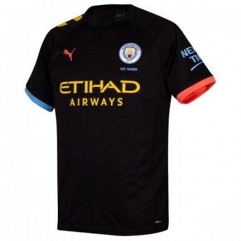 Puma Manchester City 19/20 (A) Replica S/S 75559002