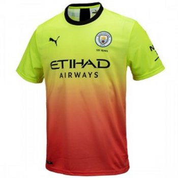 Puma Manchester City 19/20 3rd shirt Replica S/S 755594-03