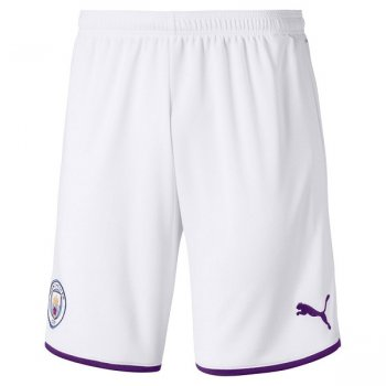 Puma Manchester City 19/20 (H) Shorts Replica 755607-08