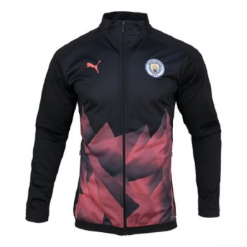 Puma Manchester City 19/20 Stadium INT Jacket 75625030