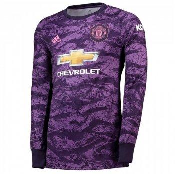 Adidas Manchester United FC 19/20 (H) GK LS JSY ED7383 With Nameset