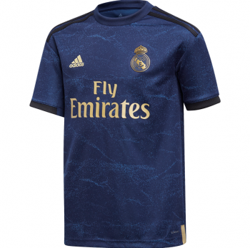 Adidas Real Madrid 19/20 (A) Youth SS FJ3147