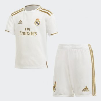 Adidas Real Madrid 19/20 (H) Mini Kit DX8843